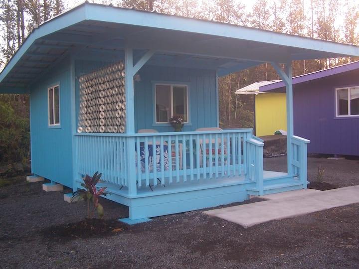 Cozy cabin near Volcano National Park