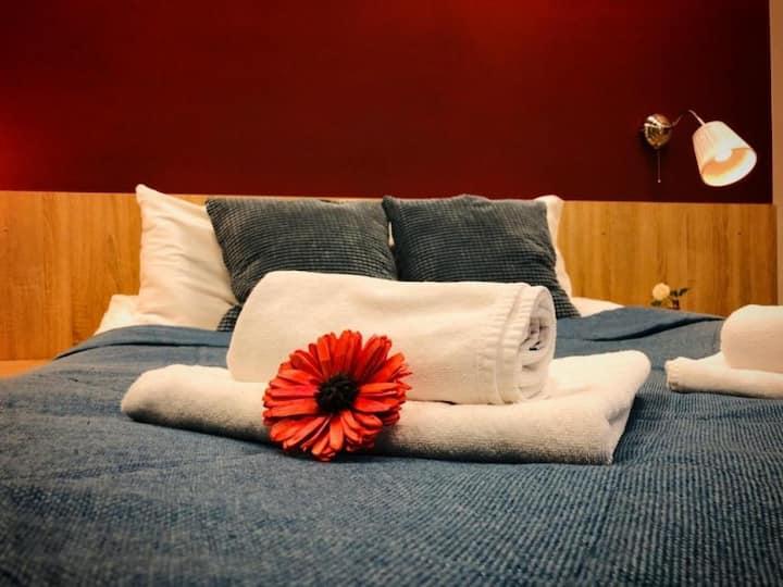 Comfort plus. Retro hotel at Kazanskiy railway station