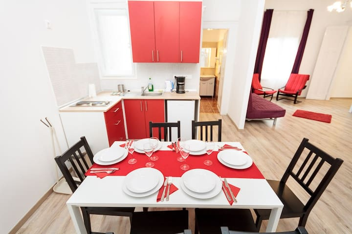 Amazing and Cozy Apartment - VeP30 - Budapest - Wohnung