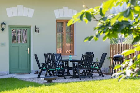 Urlaub am BAHNhof - Apt Ötscherbär