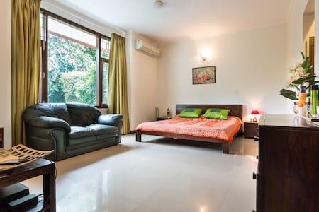 Villa + Yoga + Homely Hospitality