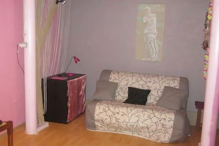chambre chez l'habitant - Salles - Hus