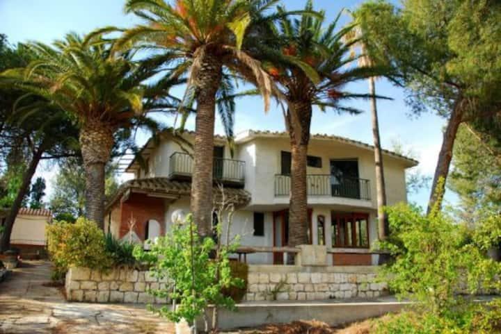 Sud Sardinia 15 place to sleep 300 mt to the see