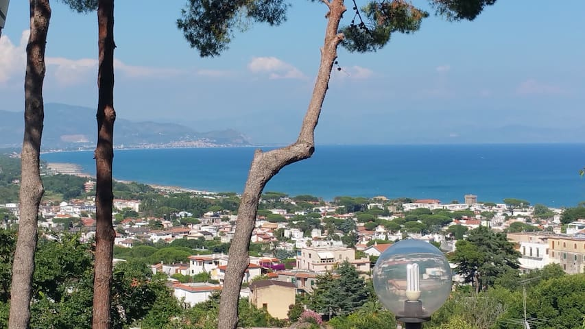 Una terrazza sul blu! - San Felice Circeo