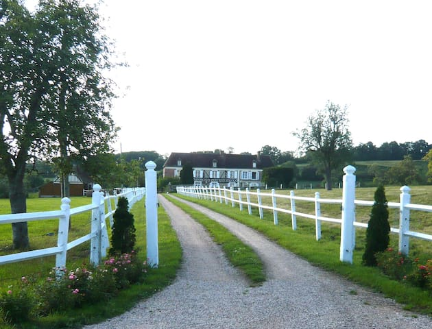 Domaine de la Fromagerie *** - Le Mesnil-Durand - Bed & Breakfast
