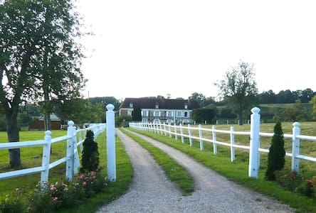 Domaine de la Fromagerie *** - Le Mesnil-Durand - Bed & Breakfast