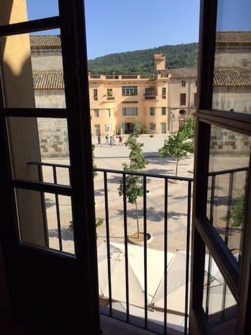Céntrico apartamento en Besalú
