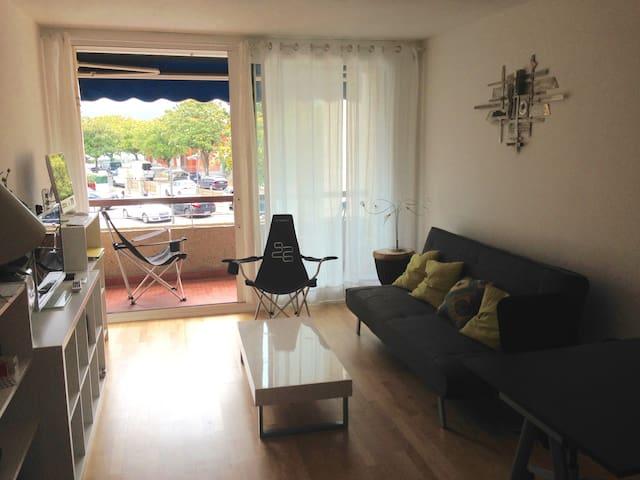 Apartment T2  at Hendaye Plage