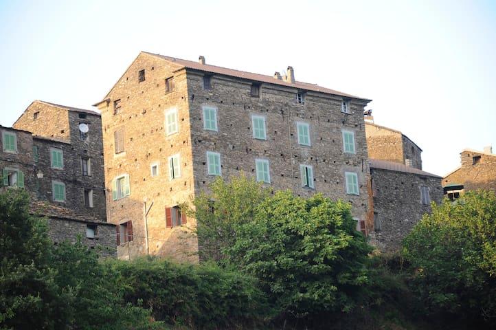 Maison de Maître avec jardin - Chiatra di Verde - Talo