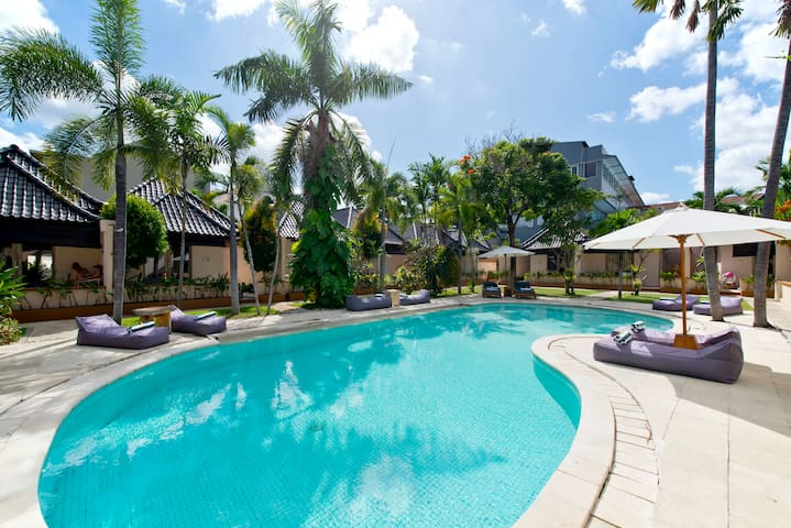 1 Bedroom Villa at Kutaville Villa Seminyak