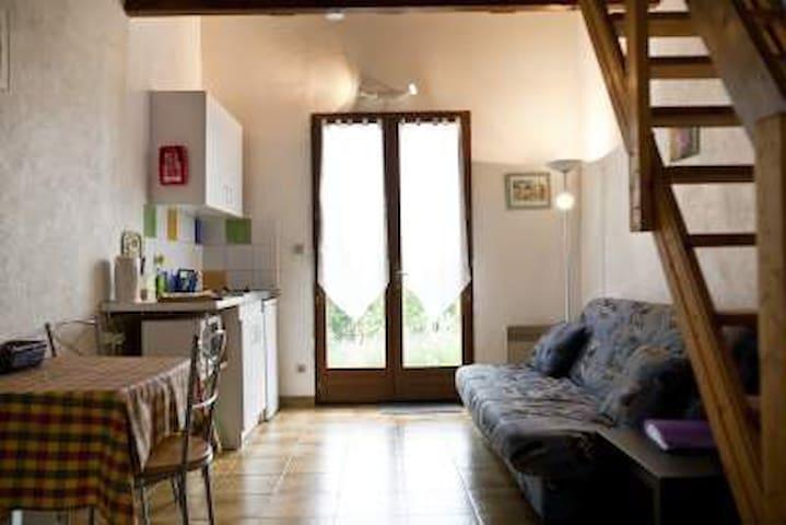 Rouge Gorge,  Gites Nieudegat, Simeyrols, Dordogne - Simeyrols - Flat