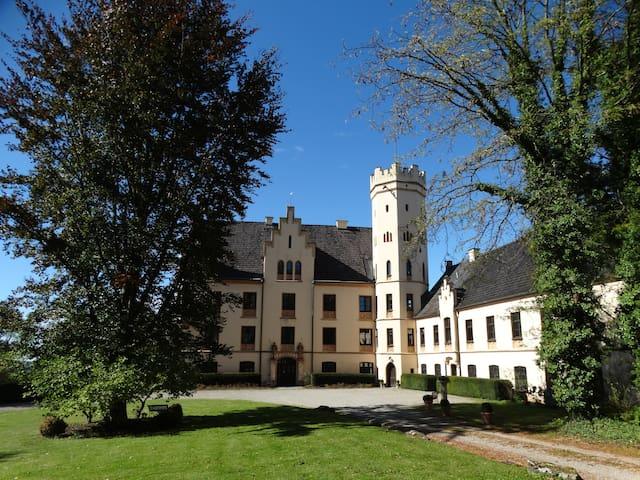 Dein Schloss in Schwaben, die Turm-Wohnung