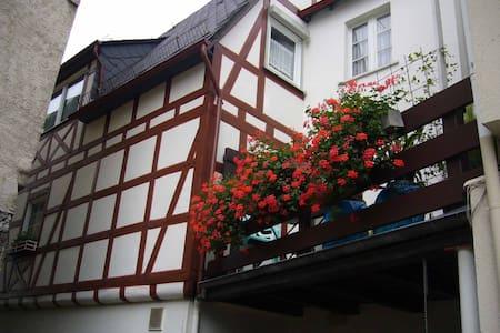 FeWo unterhalb der Marksburg #1 - Braubach - Wohnung