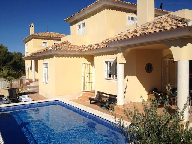 Casa Costa Blanca - Tibi