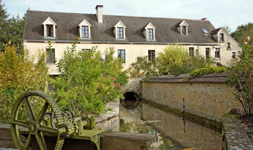 LE MOULIN DE GEMAGES - Gémages - Bed & Breakfast