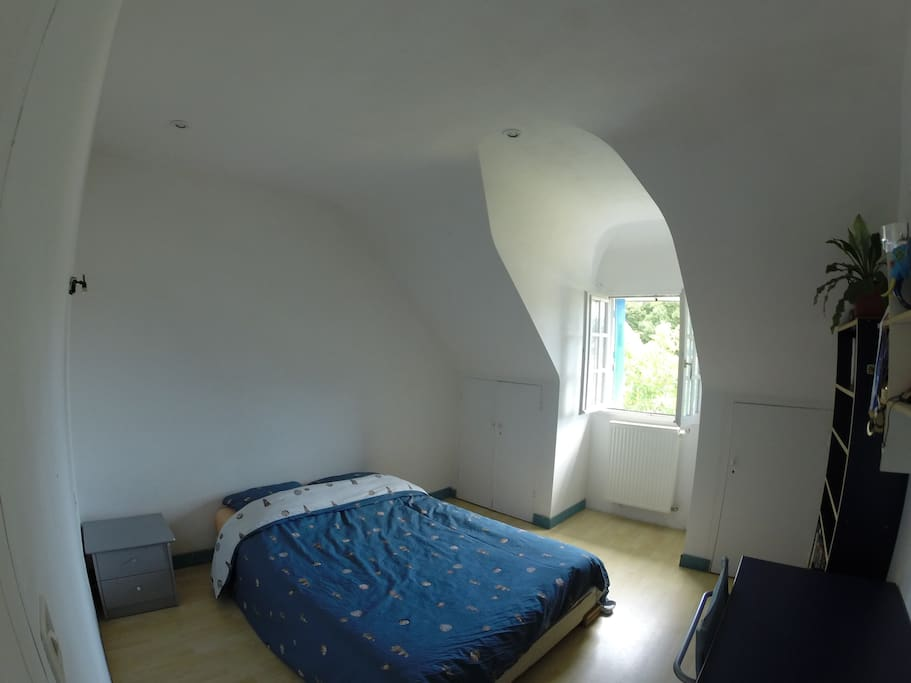 Chambre chez l 39 habitant maisons louer concarneau for Chambre 0 louer chez l habitant