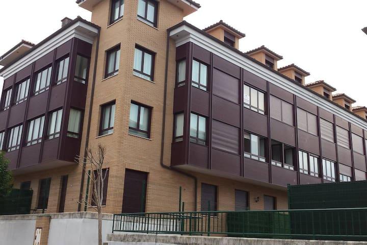 Espumeru, Apartamento en Llanes