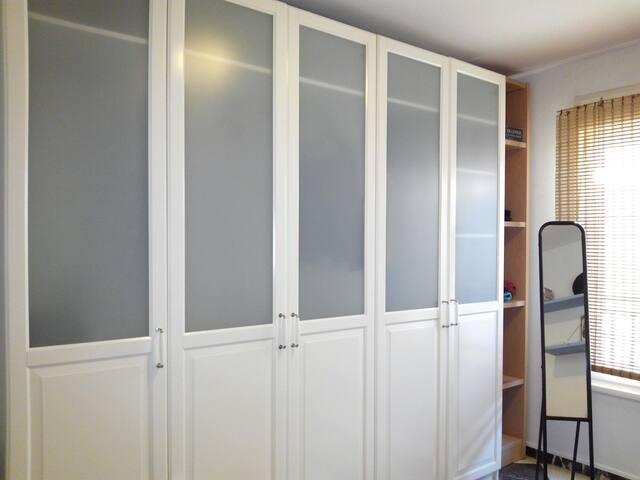 Habitación amplia y luminosa - Cenes de la Vega - Appartement