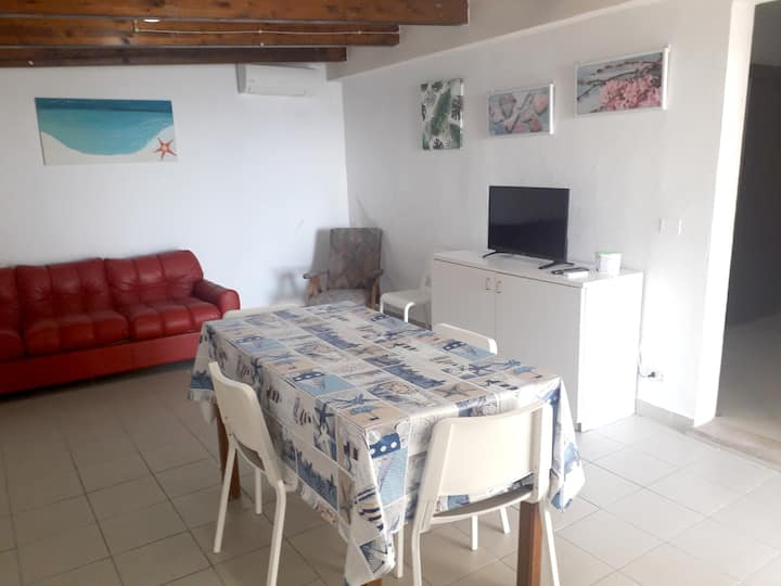 House with 2 bedrooms in Provincia di Chieti, with wonderful sea view and enclosed garden - 4 km from the beach