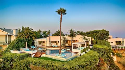 Beverly Hills Crest Estate