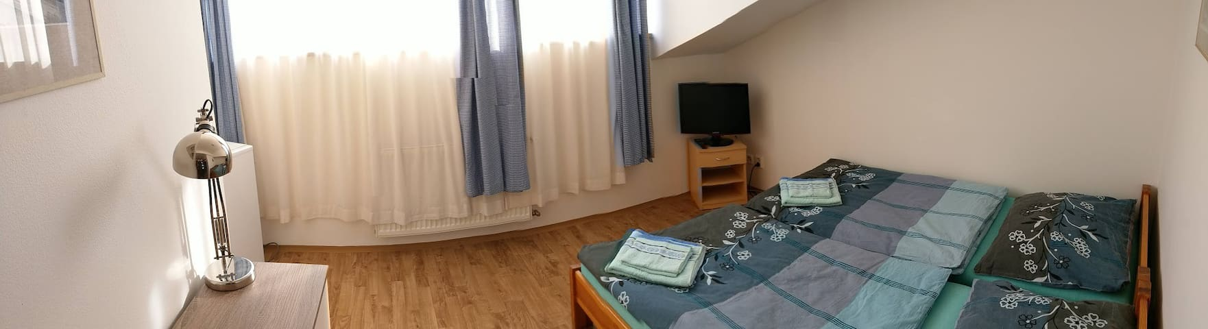 Room for 2, guesthouse near airport and city (16)