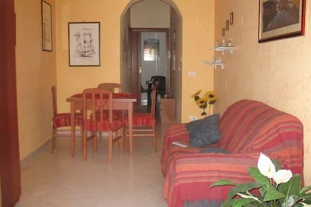 Grazioso appartamento a Calamonaci - Calamonaci - Rumah