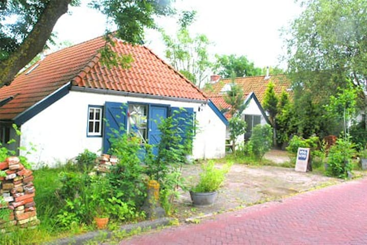 Noordkus - B&B met 100% privacy - Pieterburen