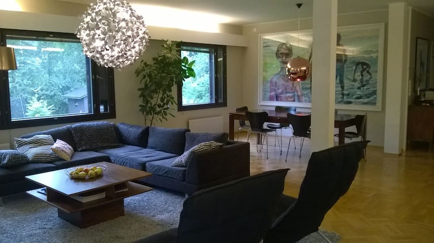 Perfect family house, 180 m2 - Espoo - House