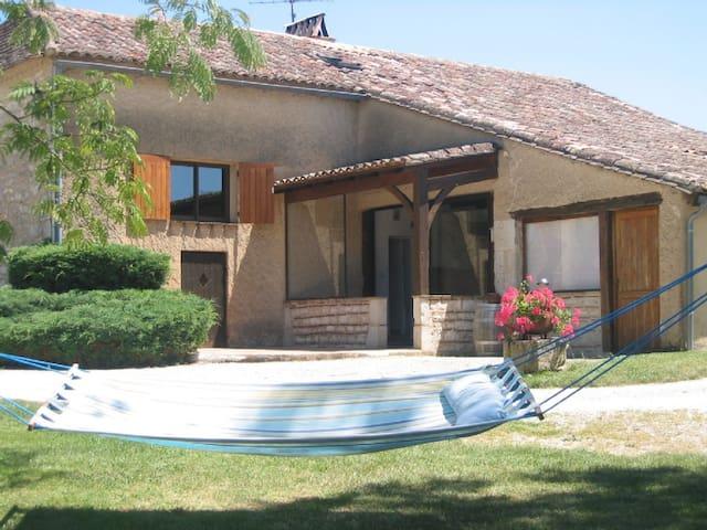 Maison de campagne - Gageac-et-Rouillac - House