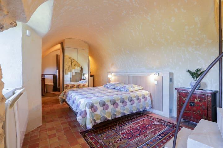 Room with a view. Chambre avec vue - Ménerbes - Casa