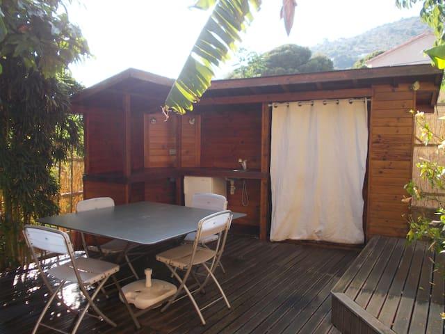 2 Pièces avec Jardin proche plages - Cap-d'Ail