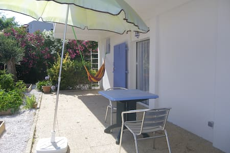 Appartement Terrasse Jardin - Haus