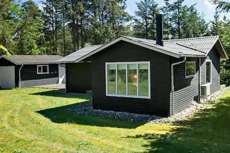 Modern Holiday Home in Løkken for 5 People