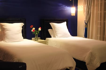 Spacious room for 2 in the Medina - Tangier