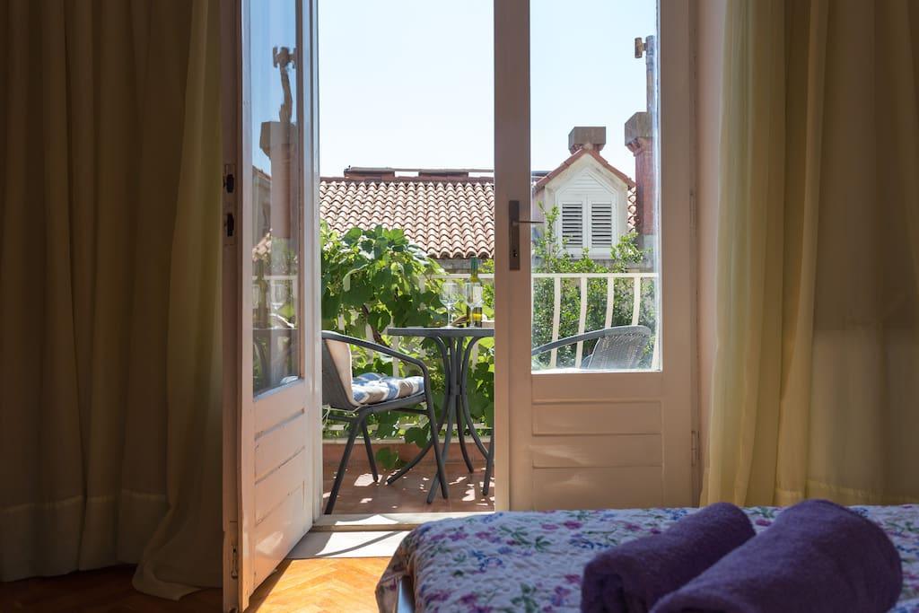 ★ Room with balcony ★