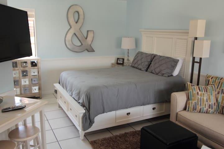 Steps2Beach Studio;Sleep 4; Pool-15 - Panama City Beach - Apartment