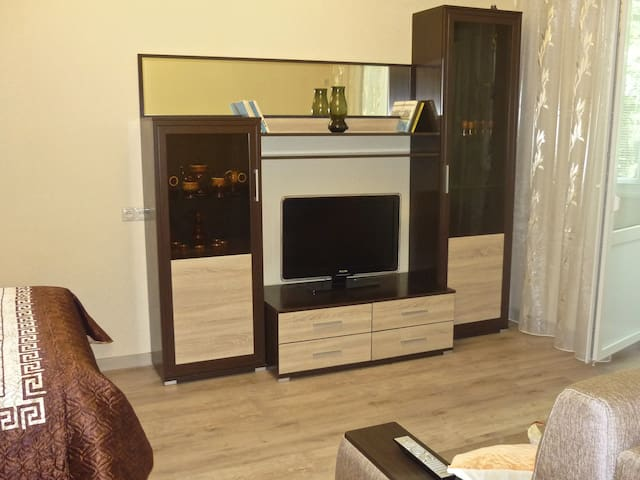 1 ком. квартира у моря для семьи - Геленджик - Apartment