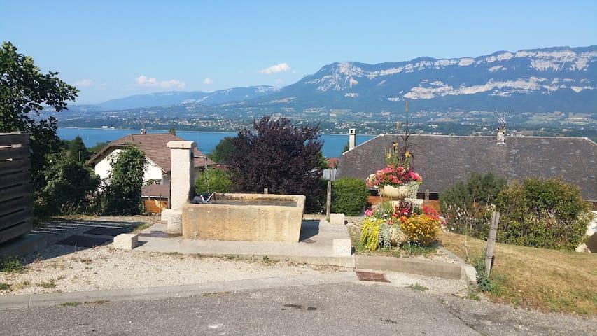 Studio de 29m² - Lac & Montagnes - Le Bourget-du-Lac - 一軒家