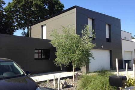 Maison d'architecte - Saint-Gilles
