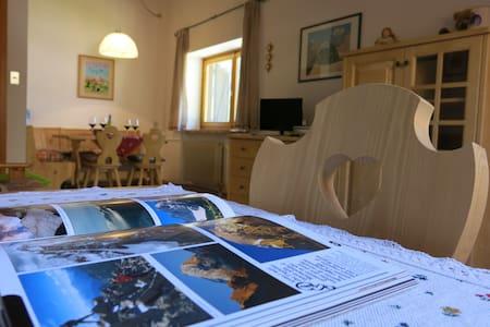 Apartment Principe Marmolada - Malga Ciapela