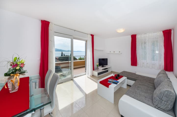 Villa Zara****  Apartman 03 (4+2) - Sveti Petar na Moru - Villa
