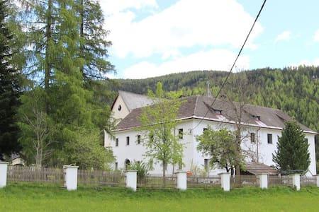 Schloss Berg Klösterle Priorat - Gnesau - Zamek