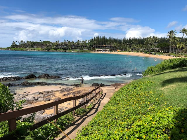 Aloha Beach Studio/Suite in Napili Shores *Views*
