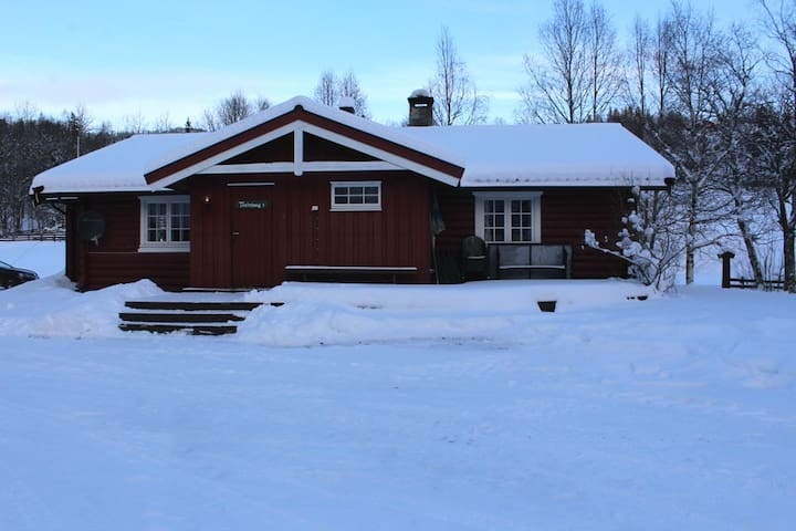 Tveitehaug 1 montain cabin with Wifi and Sauna