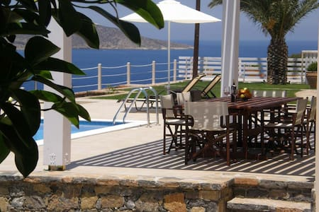 Luxery Dream Villa - Agios Nikolaos - Villa