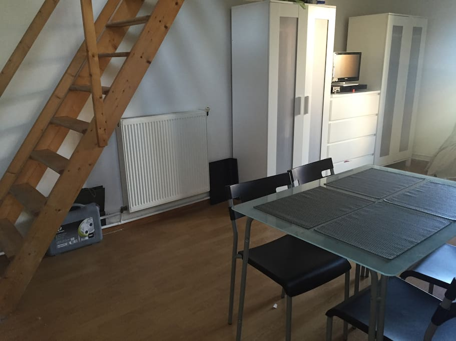 sous louer loft duplex bagneux loft in affitto a bagneux le de france francia. Black Bedroom Furniture Sets. Home Design Ideas