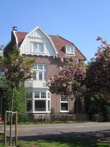 Amsterdam, beach, culture, beautiful family house - Haarlem - House