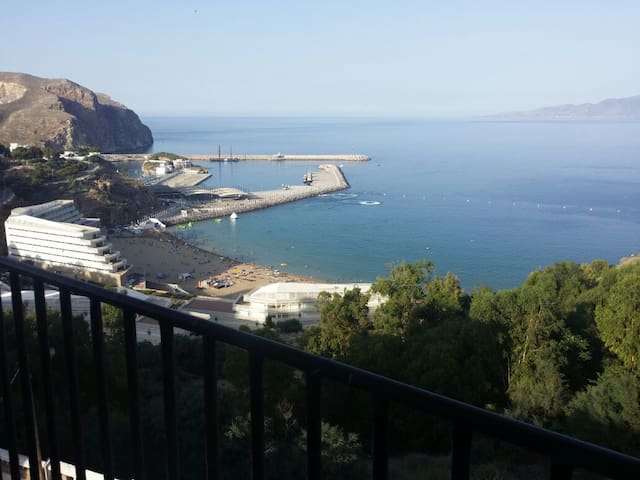 Panoramic apartment center hoceima - El Hoceima - Daire