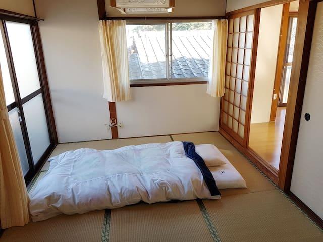 Clean and cozy Japanese House - Nagasaki-shi
