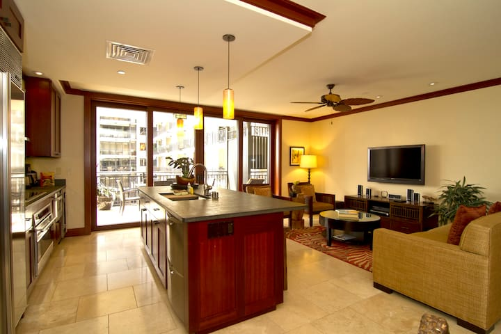 Luxury Resort Condo on Sandy Lagoon - Kapolei - Leilighet